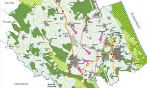 Ortsentwicklungsplanung Landschaft