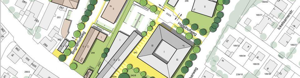 LH München Freianlagenplanung
