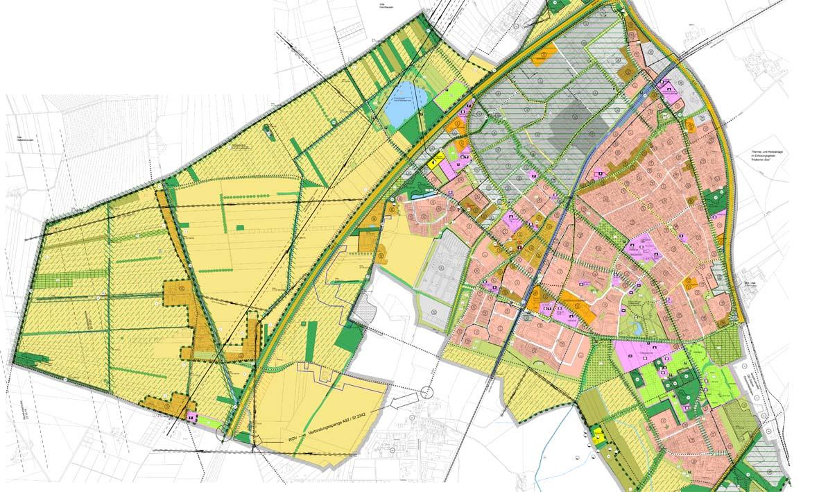 Flächennutzungsplan Unterschleißheim