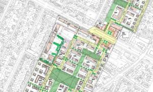 LH München Bebauungsplan
